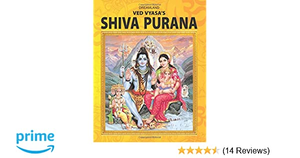 Shiv Mahapuran In English Pdf